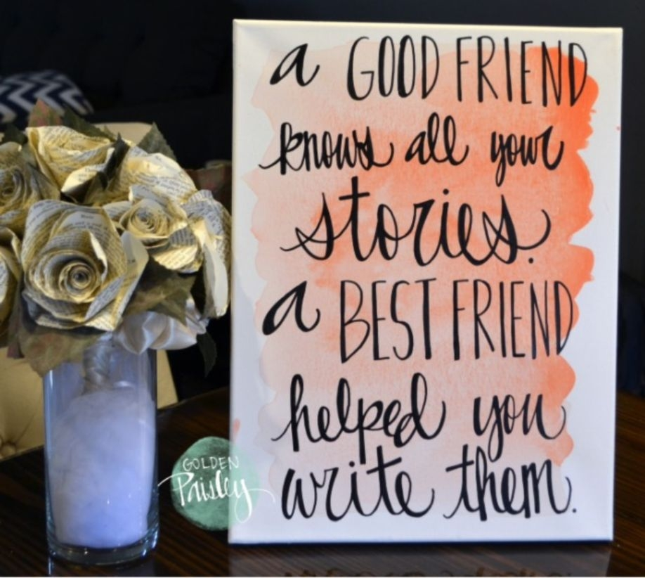 Good homemade presents for best friends cupboard design galleries cute diy presents for best friends cute gift for your best friend solutioingenieria Choice Image