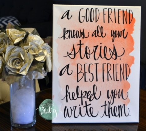 Best diy christmas gift ideas for your best friend 07