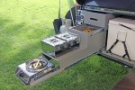 Choosing the best kitchen for lightweight off-road camper trailers