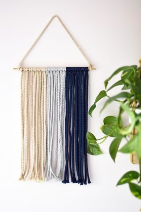Diy easy macrame for home living 22