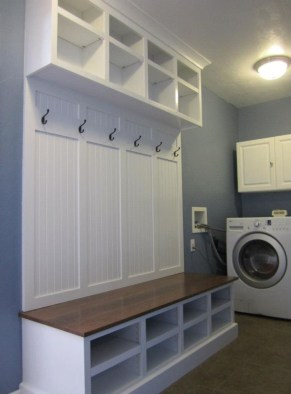 Diy ideas for your laundry room organizer 07