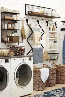 Diy ideas for your laundry room organizer 08