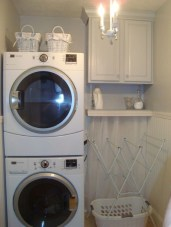 Diy ideas for your laundry room organizer 14