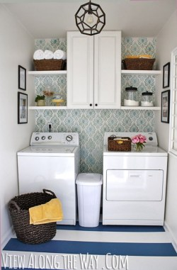 Diy ideas for your laundry room organizer 33
