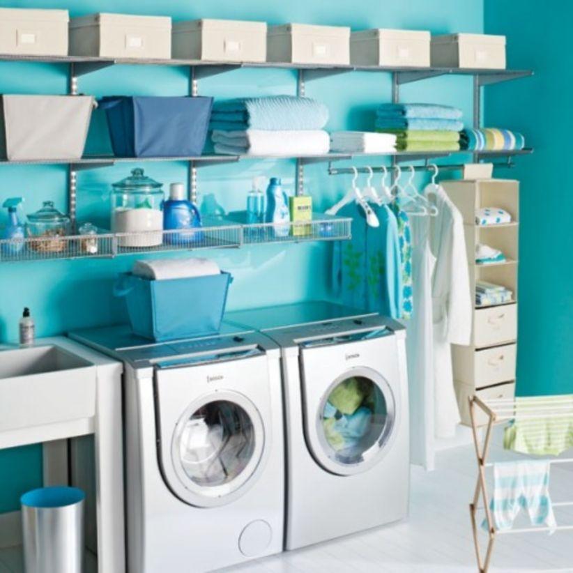 46 diy ideas for your laundry room organizer godiygo com