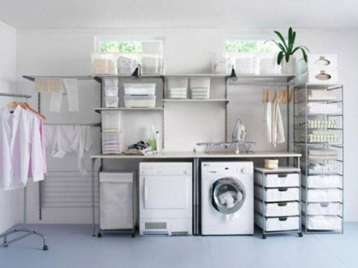 Diy ideas for your laundry room organizer 37