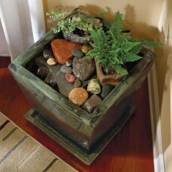 Diy indoor container water garden ideas 01