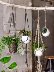 Diy indoor hanging planters 06