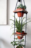 Diy indoor hanging planters 17