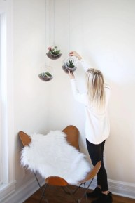 Diy indoor hanging planters 20