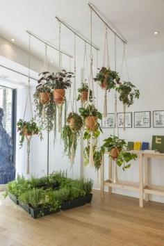Diy indoor hanging planters 30