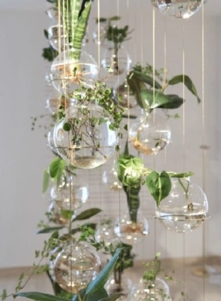 Diy indoor hanging planters 38