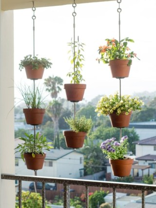 Diy indoor hanging planters 39