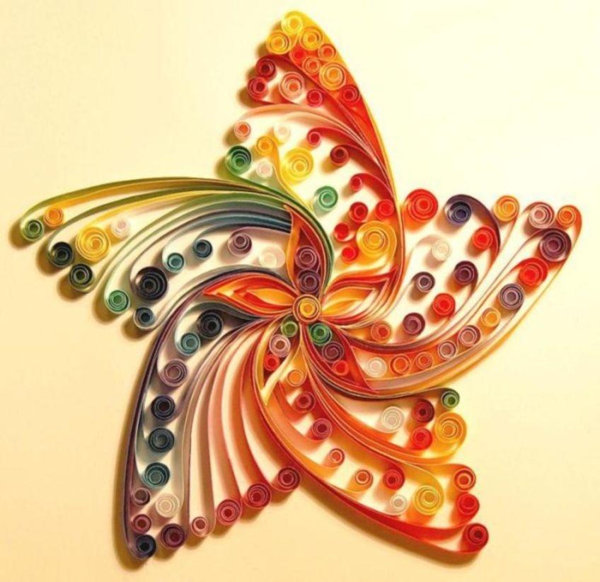 Unique Paper Wall Art Diy Ornament - All About Wallart - adelgazare.info