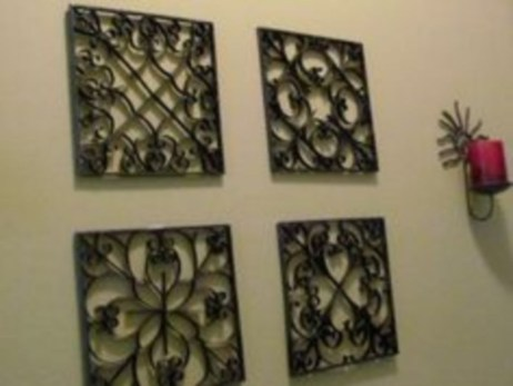 Diy paper roll wall art to beautify your home 28