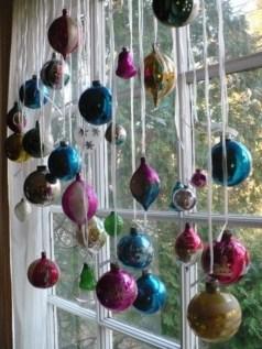 Diy ribbon ornament for christmas 13