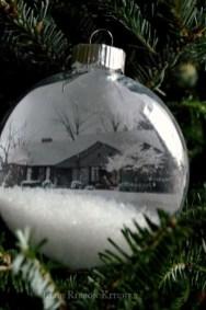 Diy ribbon ornament for christmas 19