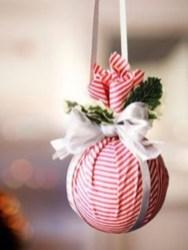 Easy but beautiful diy christmas ornaments 03