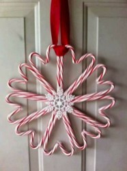 Easy but beautiful diy christmas ornaments 05