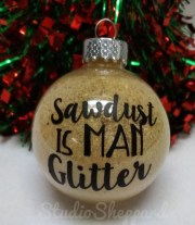 Easy but beautiful diy christmas ornaments 06