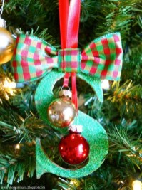 Easy but beautiful diy christmas ornaments 19