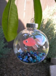 Easy but beautiful diy christmas ornaments 21