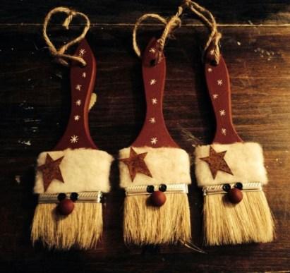 Easy but beautiful diy christmas ornaments 42