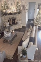 Elegant decorating ideas for white christmas 01