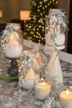 Elegant decorating ideas for white christmas 11