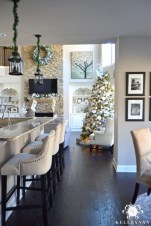 Elegant decorating ideas for white christmas 16