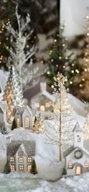 Elegant decorating ideas for white christmas 22