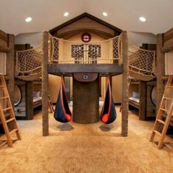 Fun and easy way to decorate your playroom (14)