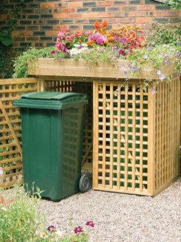 Hide your outdoor eyeshore project 28