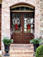 Ideas to decorate your entryway to replace porch 13