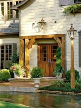 Ideas to decorate your entryway to replace porch 17