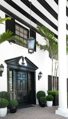 Ideas to decorate your entryway to replace porch 19