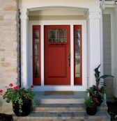 Ideas to decorate your entryway to replace porch 25