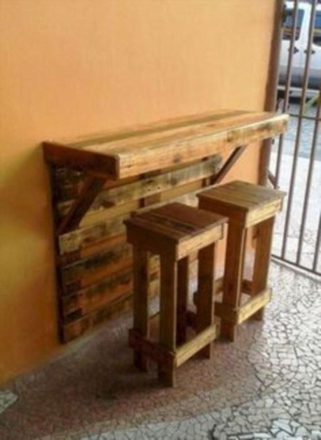 Inexpensive diy pallet furniture ideas
