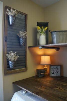 Magnificent diy rustic home decor ideas on a budget 18