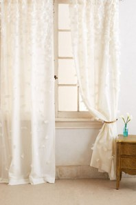 On a budget make your own curtain 35