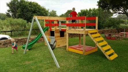 Pallet projects and ideas for kids 09