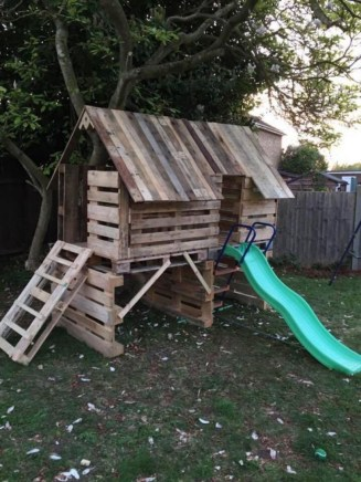 Pallet projects and ideas for kids 28