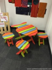 Pallet projects and ideas for kids 34