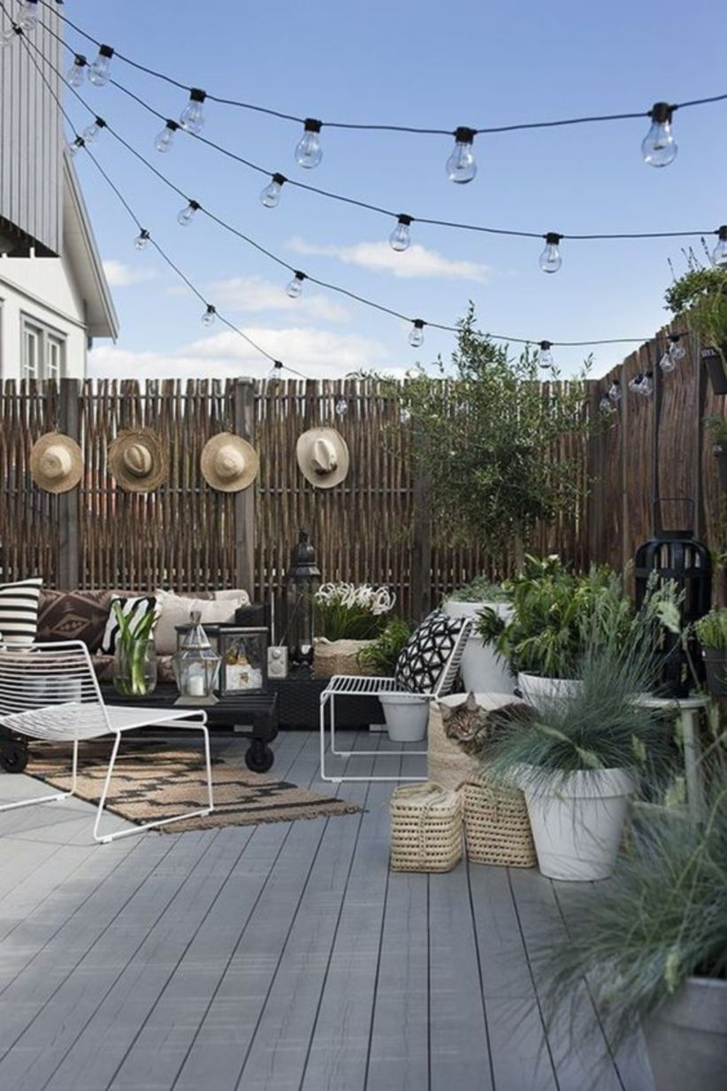 Patios and outdoor spaces ideas in garden
