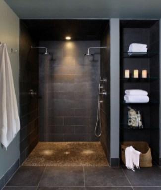 Simple and easy diy storage ideas for amazing bathroom 21