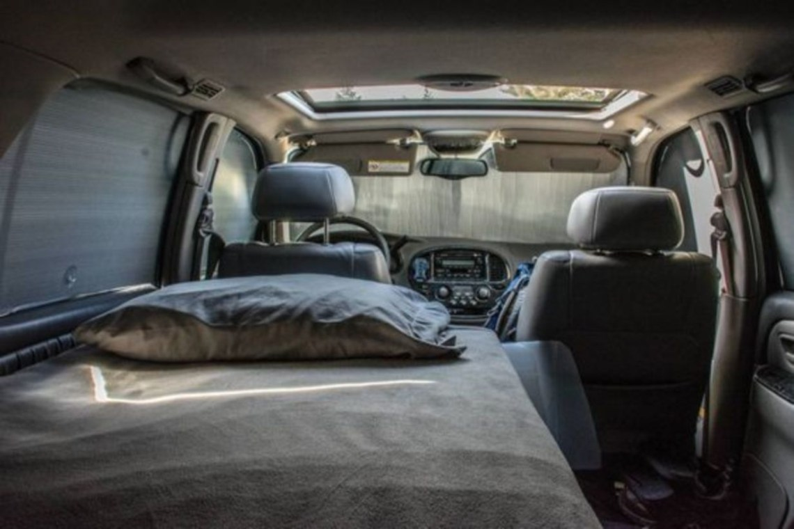 15 Suv Camper Conversion Ideas That Ll Blow Your Mind