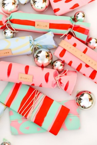 Unique gift wrap ideas for christmas 34