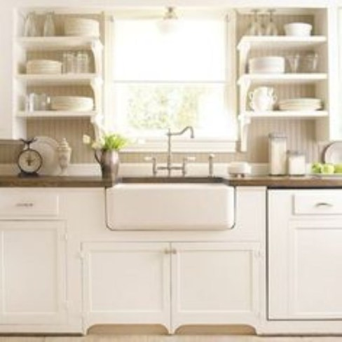 Diy ideas to add rustic farmhouse feel to your kitchen 02