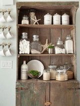 Diy ideas to add rustic farmhouse feel to your kitchen 25