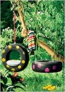 Diy outdoor swing ideas for your garden 06